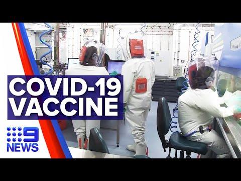Coronavirus: Vaccine Breakthrough Around The Corner | Nine News Australia