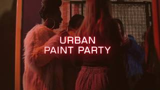 SIP 'N STROKE (Urban Paint Party)