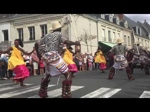 Festival de Montoire-sur-le-Loir : un record d'entrées attendu pour cette 47 ème édition - - France 3 Centre-Val de Loire