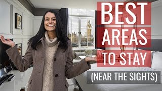 Best Areas to Stay in London (Near the Attractions 🎡) | Book Your London Hotel series