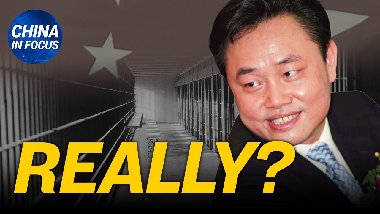 China an 'authoritarian adversary': Biden's CIA pick; Billionaire praises Beijing after jail time