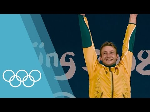 Matthew Mitcham on winning Diving gold at Beijing 2008