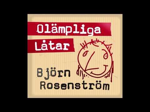 Bjorn Rosenstrom - Saknar Dig Lars