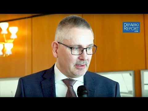 Denmark's Lentfer on Danish Defense Agreement, F-35, Air Defense, Naval Programs