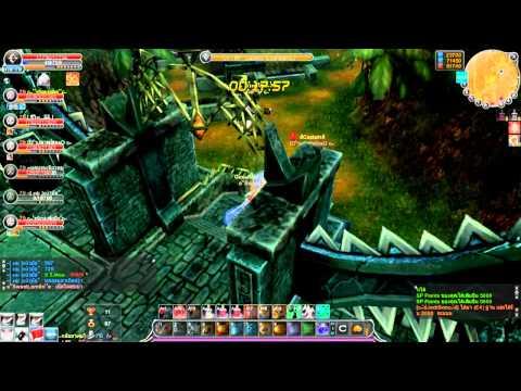 Cabal Thai Pegasus war 52-79 อุ้ย!! แย่จัง
