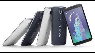обзор смартфона Google Nexus 6  cамый большой, мощный и дорогой «гуглофон»