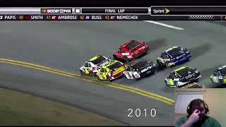 """Best Daytona 500 Finishes Of The 21st Century"" Reaction!!"