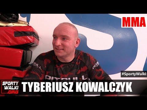 MMA. Tyberiusz Kowalczyk wraca do treningów. Wideo