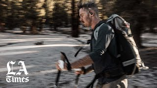 Hiking Mt. Whitney after being paralyzed