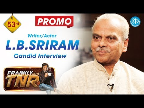 Next Celebrity In Frankly With TNR #53    Talking Movies with iDream