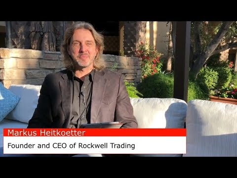 Rockwell Trading Testimonial from Ellysse Curry
