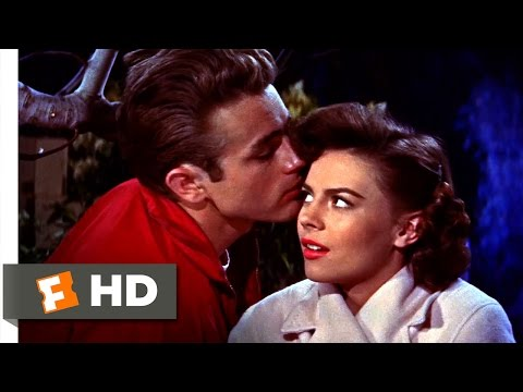 Rebel Without a Cause (1955) - Live It Up Scene (9/10) | Movieclips