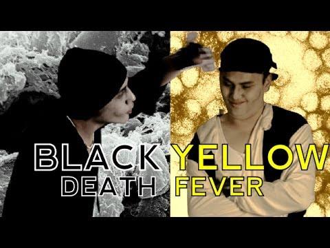 Black Death vs. Yellow Fever - Science History Rap Battle