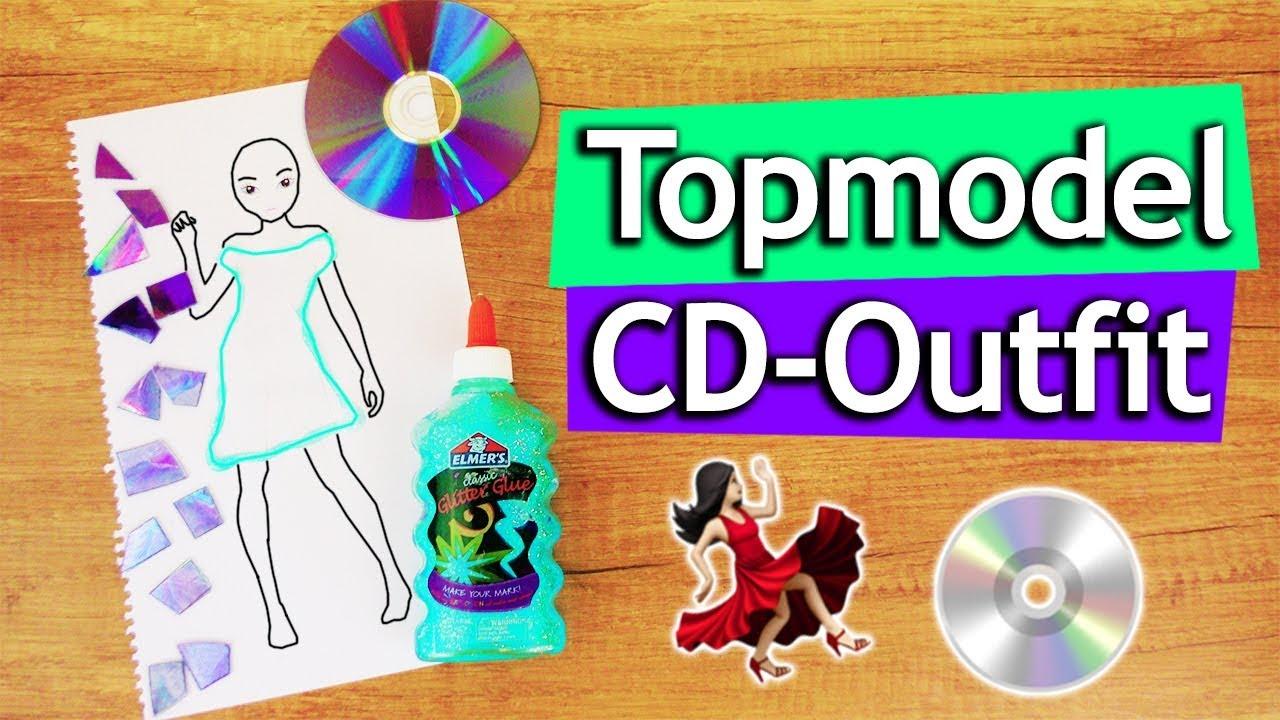 Topmodel Partykleid mit echter CD verzieren?! | Funktioniert das ...