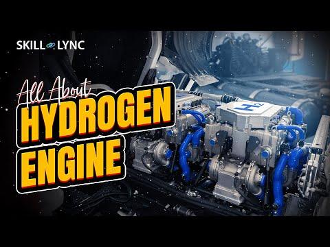 Hydrogen Engine   Skill-Lync