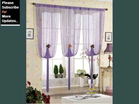 Modern Windows Curtains Collection