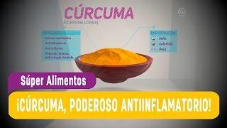 Cúrcuma, El poderoso antiiflamatorio - Ahora Noticias