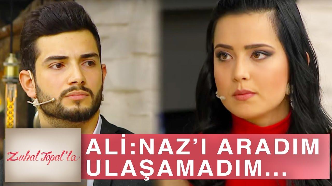 Zuhal Topal'la 159. Bölüm (HD)   Ali'den Naz ile ilgili Şok Yaratan İtiraf!