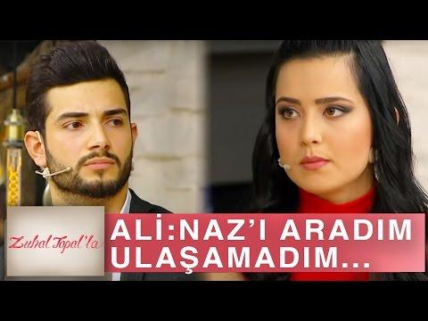 Zuhal Topal'la 159. Bölüm (HD) | Ali'den Naz ile ilgili Şok Yaratan İtiraf!
