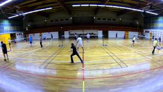 Best of 7 CEBN  badminton Nogent sur Seine