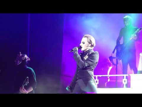 """Dance Macabre"" Ghost@Warner Theatre Washington DC 5/20/18"