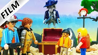 Playmobil Film Ghostbusters deutsch | DER GEHEIME SCHATZ VON CAPTIAN JACK | Playmobil Film deutsch