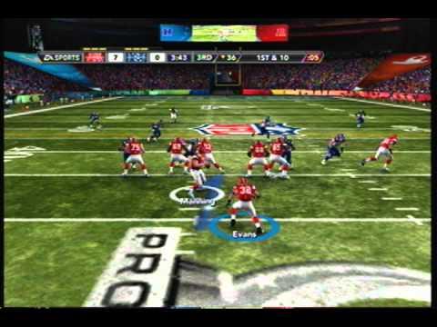 Pro Bowl Game- Madden NFL 12 Superstar Mode, Full Gameplay