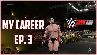 WWE 2K15 - My Career Mode - Episode 3 - NXT Debut