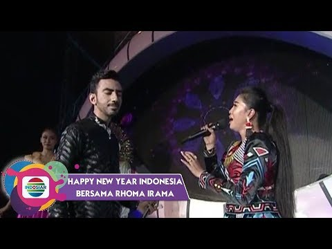 Reza DAA3 Dan Erie Suzan - Sabda Cinta (Happy New Year Indonesia)