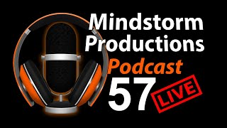 Podcast 57 - With Caitlin Sinclair and our Upcoming Film