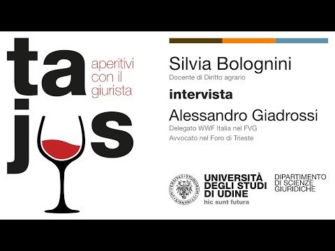 Aperitivi con il giurista - Intervista a Alessandro Giadrossi