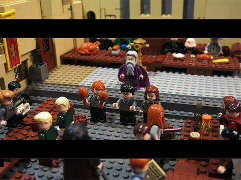 LEGO Harry Potter and the Chamber of Secrets in 4 Minutes