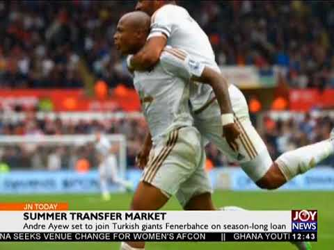 Ghana Football Dissolution - Joy Sports Today (26-7-18)