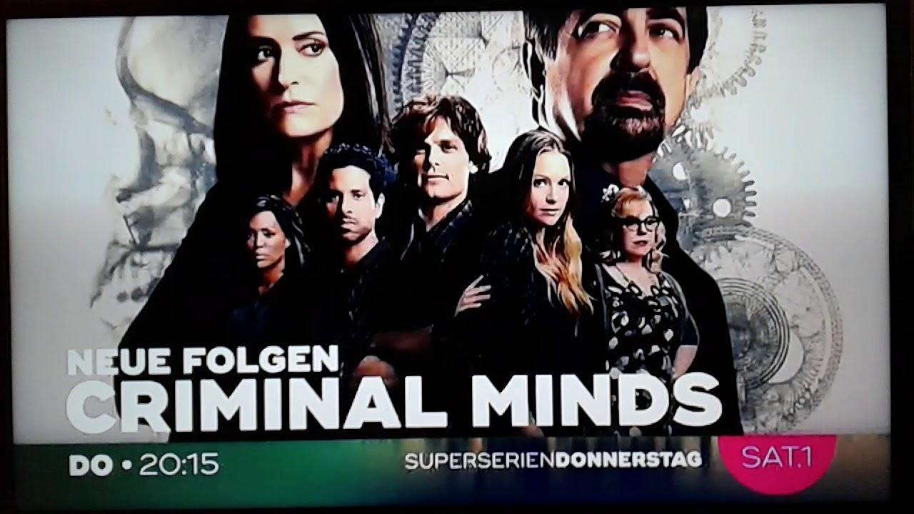 Criminal Minds Neue Folgen