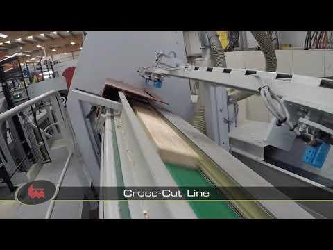 Opti-Solution - Cross-cut Line (1263)