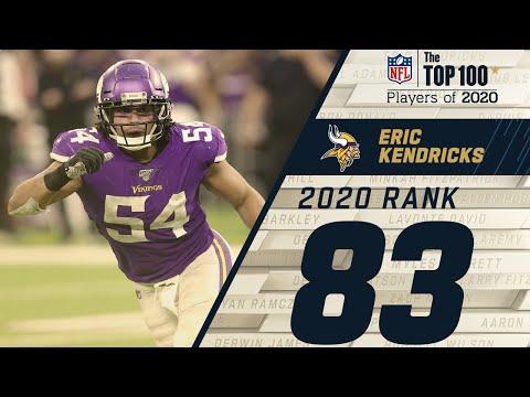 #83: Eric Kendricks (LB, Vikings) | Top 100 NFL Players of 2020