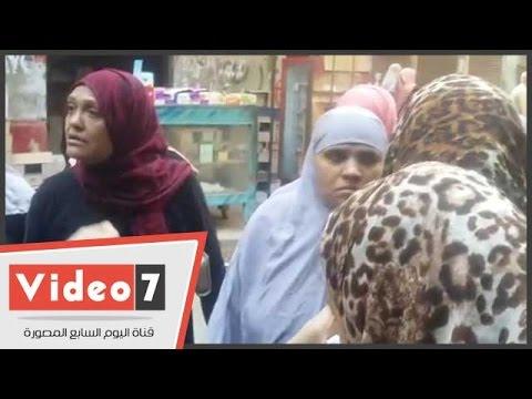 اليوم السابع : سيدات بدار السلام: