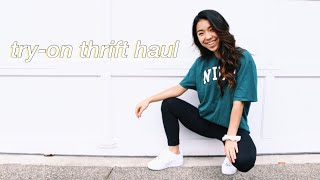 TRY-ON THRIFT HAUL