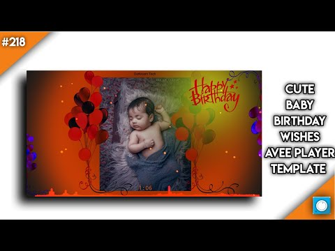 happy-birthday-stylish-template#218|avee-player-template-create-tutorial-wishes|darkroomtech