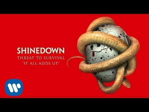 "Shinedown - ""It All Adds Up"" (Official Audio)"