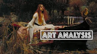 Lady of Shalott | Art Analysis (Video Essay)