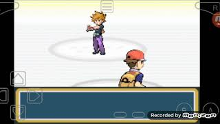 Pokémon Fire Red #1 Meu pokémon inicial é...