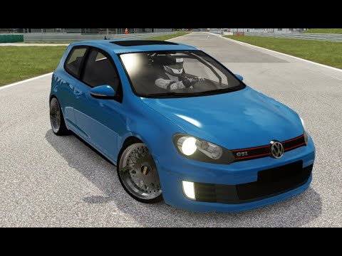 Assetto Corsa - Volkswagen Golf VI GTI R + DOWNLOAD