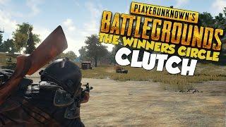 CLUTCH! | TWC #3 - PlayerUnknown's Battlegrounds