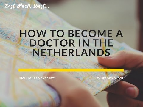 VLOG#10 How To Become A Doctor In The Netherlands