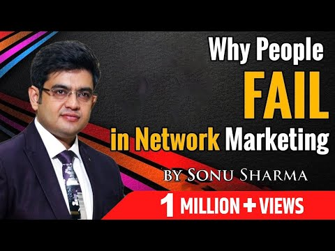 Why people fail in Network Marketing | Network Marketing Tips |  for association cont : 7678481813.