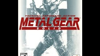 Metal Gear Solid 1-Integral PC 100% Walkthrough