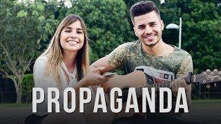 Baixar Propaganda - Jorge e Mateus (Cover por Mariana e Mateus)
