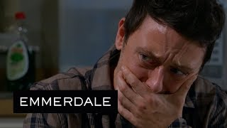 Emmerdale - Matty Is Left Reeling by Moira's Confession About Emma's Death