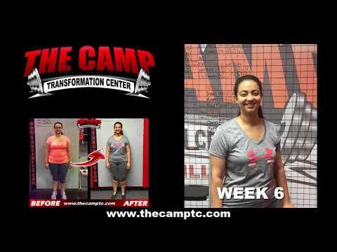 Jacksonville FL Weight Loss Fitness 6 Week Challenge Results - Sandi G.